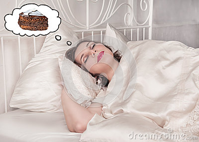 dream of cake